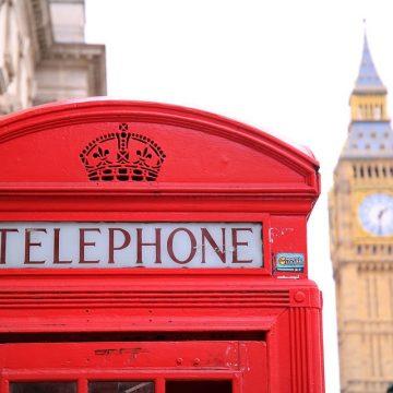 חברת העברות בלונדון