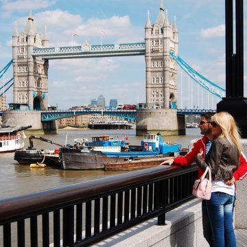 רעיונות לטיול עם אמא בלונדון