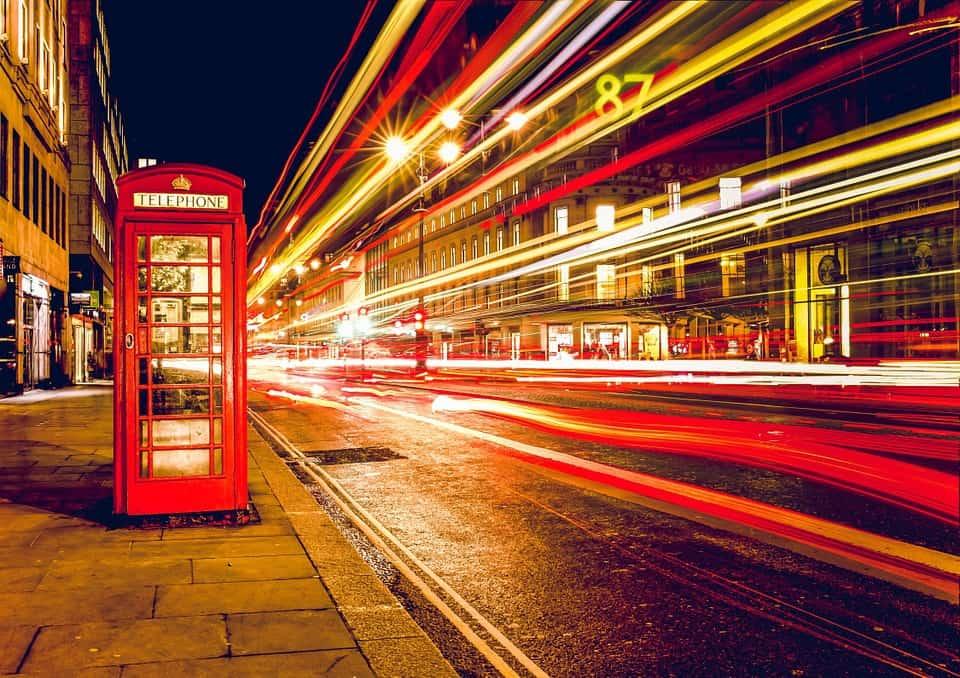 הסעות בלונדון עם נהג מקצועי