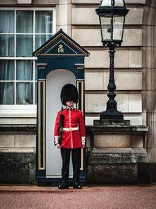 החלפת משמרות - לונדון