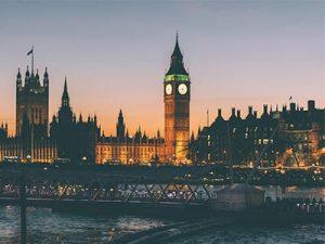 בין ערביים - לונדון