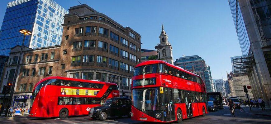 שירותי הסעות למרכז לונדון