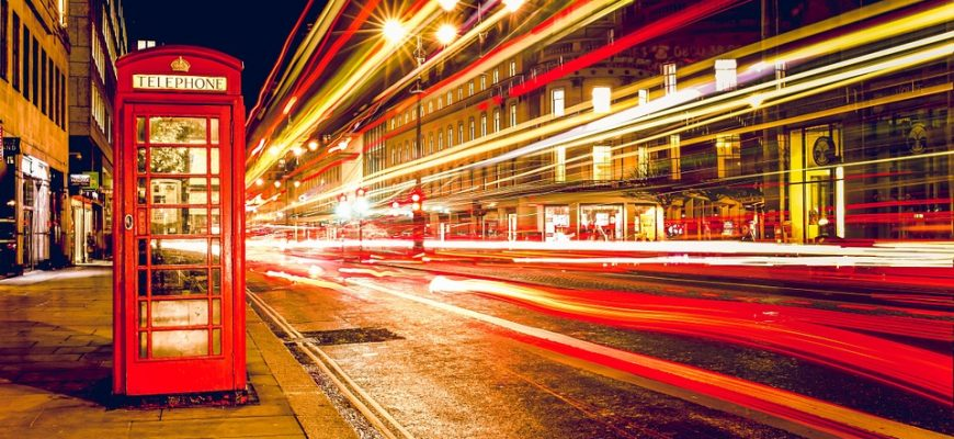 הסעה בלונדון עם דרך המלך