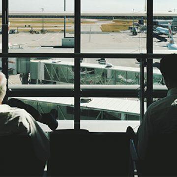 ממלכה אווירית – שדות תעופה בלונדון